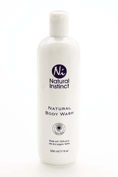 Natural Instinct - Body Wash 500ml
