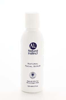 Natural Instinct - Facial Scrub 125ml