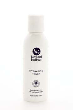 Natural Instinct - Hydrating Toner 125ml