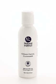 Natural Instinct - Cream Facial Cleanser 125ml