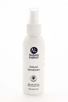 Natural Instinct - Deodorant 125ml