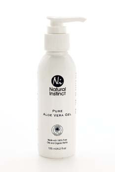 Natural Instinct - Aloe Vera Gel 125ml