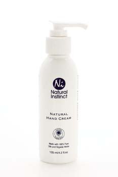 Natural Instinct - Hand Cream 125ml