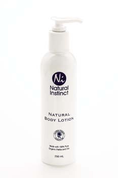 Natural Instinct - Body Lotion 250ml
