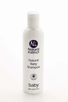 Natural Instinct - Baby Shampoo 250ml