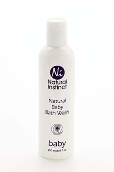 Natural Instinct - Baby Bath Wash 250ml