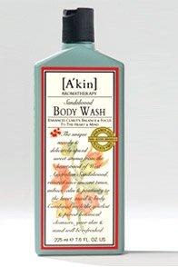Al'chemy - Sandlewood Body Wash 225ml