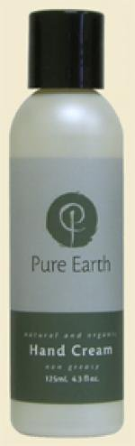 Pure Earth - Hand Cream 125ml