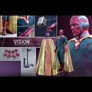 Hot Toys Avengers : Age of Ultron Vision Collectible Figure