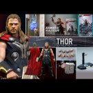 Hot Toys Avengers : Age of Ultron Thor Collectible Figure