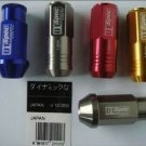 D1 LIGHT WEIGHT WHEEL RACING LUG NUTS P:1.5, L:52mm