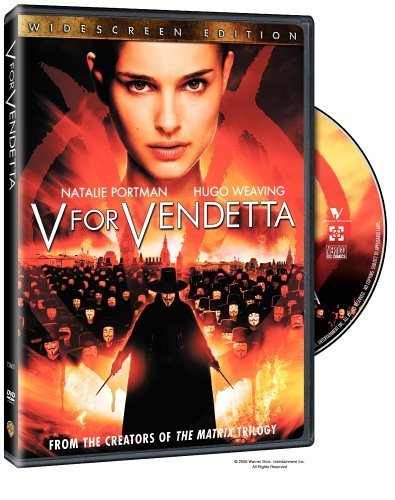V For Vendetta Widescreen Edition