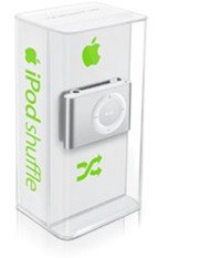 Brand New Apple iPod shuffle 1GB White