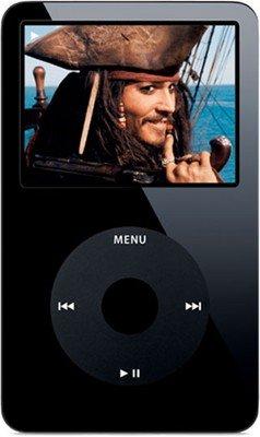 Apple Ipod Video 80GB Black