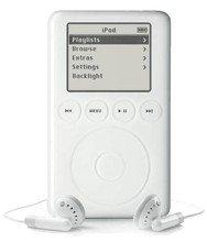 Apple 40 GB iPod M9245LL/A(3rd Generation)