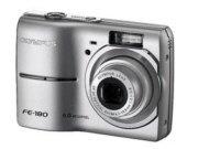 Olympus FE180 Digital 6mp 3x Optical Zoom