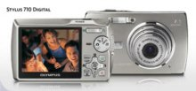 Olympus Stylus 710 7.1 Megapixel Digital Camera