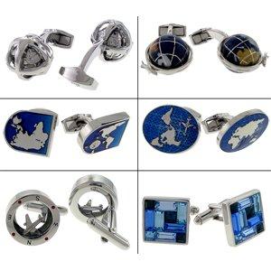 Tateossian Of London Cufflinks - Choice Of 2 Styles