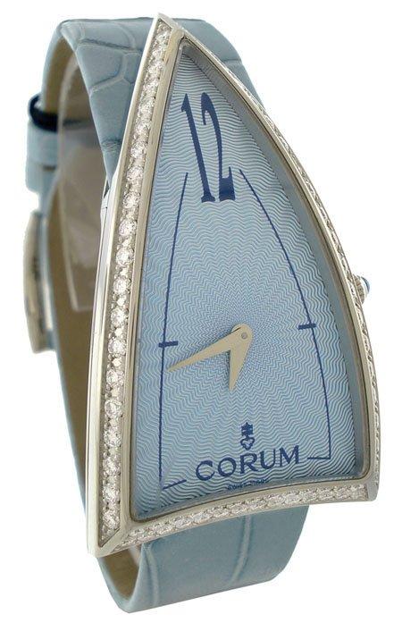 Corum Rocket Ladies Diamond Watch 024-941-47-0011