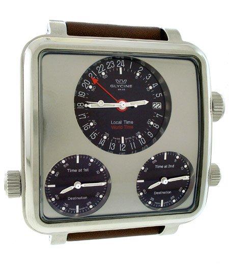Glycine Airman 7 Plaza Mayor 3861.161 Men�s Auto Watch