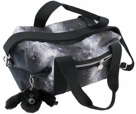 Kipling TAPANI Peter Pilotto Black Shoulder Bag