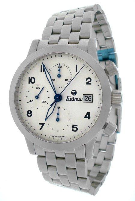 Tutima FX Chronograph Men�s Watch 788-41