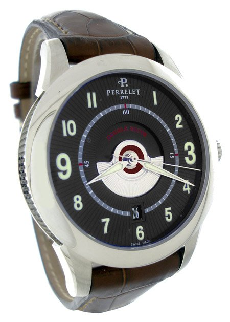 Perrelet Double Rotor  Men�s Watch A1006/3
