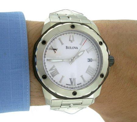 Bulova Calypso Automatic Mens Watch 65B109
