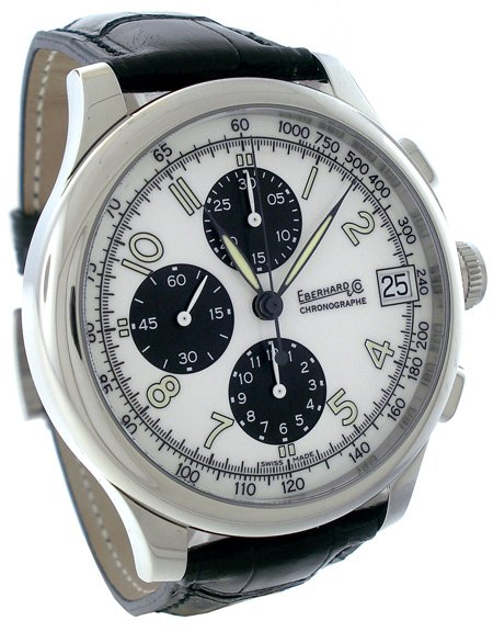 Eberhard Traversetolo Chronograph Men�s Watch 31051CP