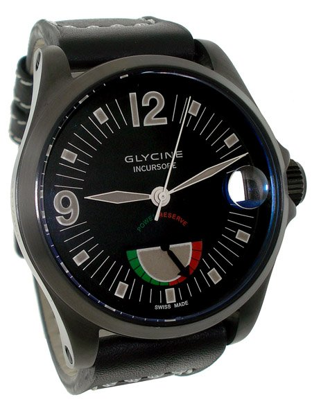 Glycine Incursore 3880.99 Men�s limited Ed Auto Watch