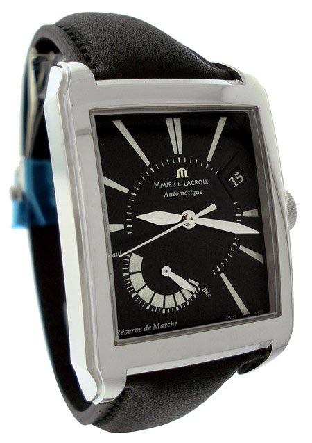 Maurice Lacroix Power Reserve Watch PT6157-SS001-330