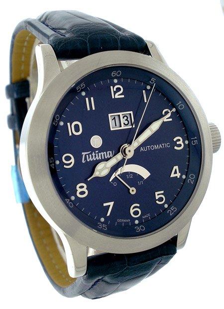 Tutima Valeo Power Reserve Automatic Mens Watch 644-03