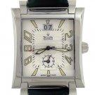 Bulova Accutron Dual Time Men's Watch 63B035