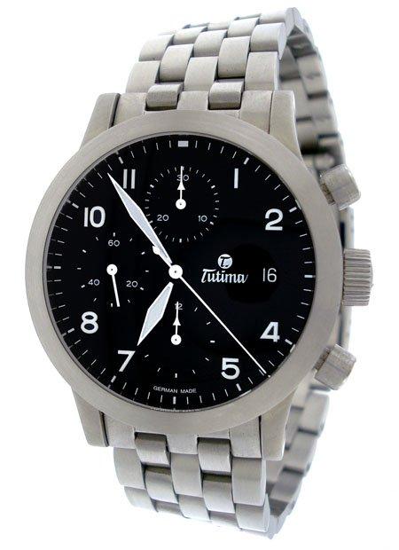 Tutima FX Chronograph Men�s Watch 788-34