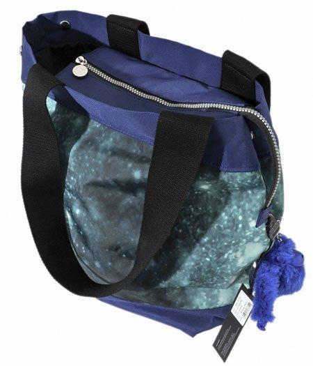 Kipling ALHENA Peter Pilotto Petrol Shoulder Bag