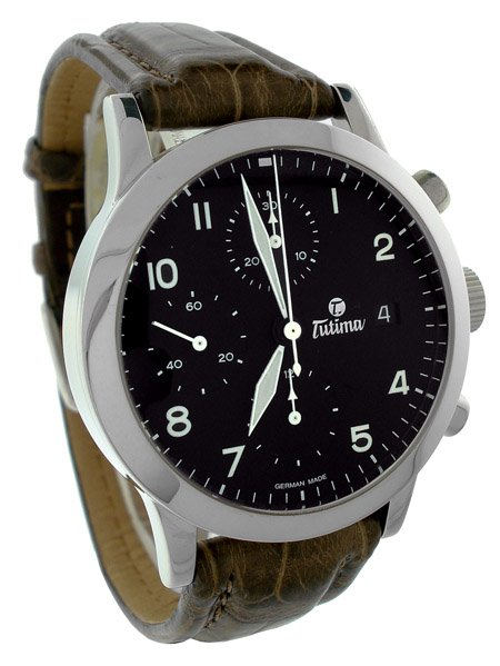 Tutima FX Chronograph Gentleman�s Watch 788-35