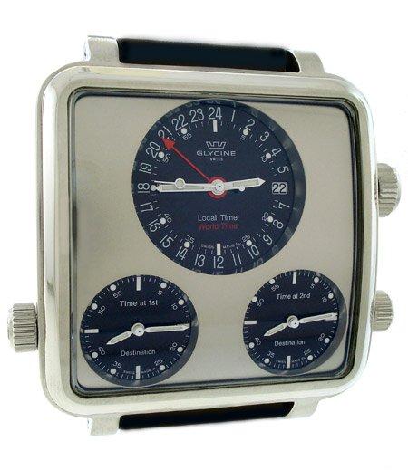 Glycine Airman 7 Plaza Mayor 3861.181 Men�s Auto Watch