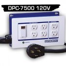 DPC-7500-120V-4HW POWERBOX® - (30Amp, Six 120V Outlets, Connects to 240V Supply) Hardwire 4-Wire