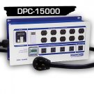 DPC-15000-50A-4P POWERBOX® (50Amp, Ten 240V Outlets, Five 120V Outlets) 4-prong plug