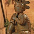 Kokopelli Garden Statue