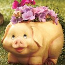 Chubby Pig Planter