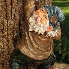 Climbing Gnome Tree Decor