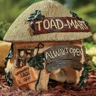 Toad Mart Garden Yard Decor