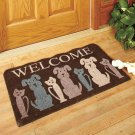 Friendly Pets Coir Doormat Mat