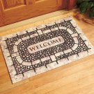 Oversized Pebbles Welcome Mat