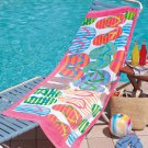 Flip-Flop Beach Towel
