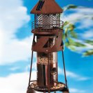 Solar Lighthouse Feeder