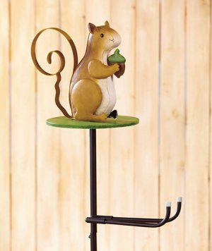 Squirrel Hose Holder