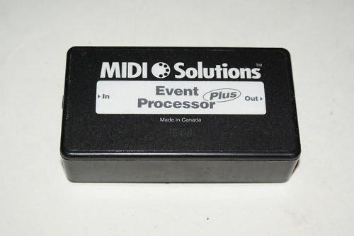 Midi Solutions Event Processor Plus Controller Box
