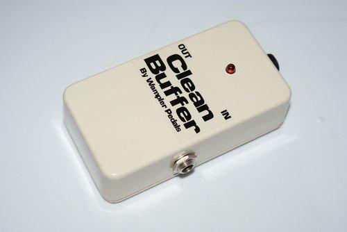 Wampler Pedals Clean Buffer Effect Signal Preamp